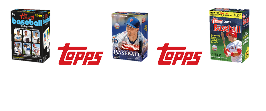 <i>Authorized Retail Distributor of Topps Trading Cards</i>